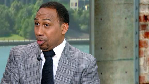 Stephen A. The allure of the Knicks is over