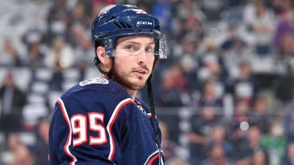 Nashville the perfect fit for Duchene