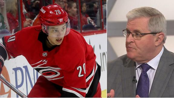 How the big numbers behind the Aho offer sheet impact the Hurricanes