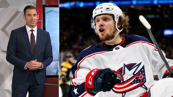 Rangers make Panarin the highest-paid winger in the NHL