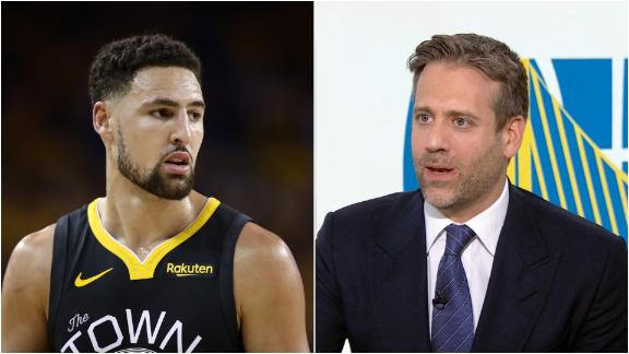 Max is skeptical of giving Klay a max deal after torn ACL