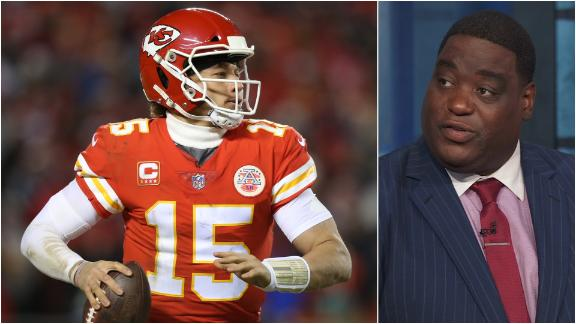 Is Mahomes at 23 or Brady at 41 more impressive?