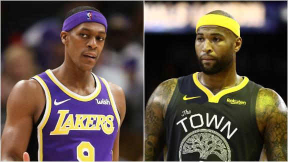 Who will play defense for the Lakers?