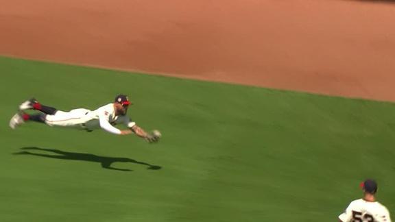 Pillar saves run with phenomenal catch