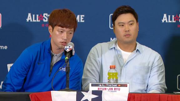 Ryu on ASG: 'This is all surreal to me'