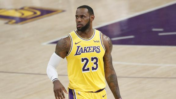 Does it make sense for LeBron to start at point guard?