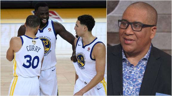 Spears: Warriors culture based on Steph, Klay, and Draymond