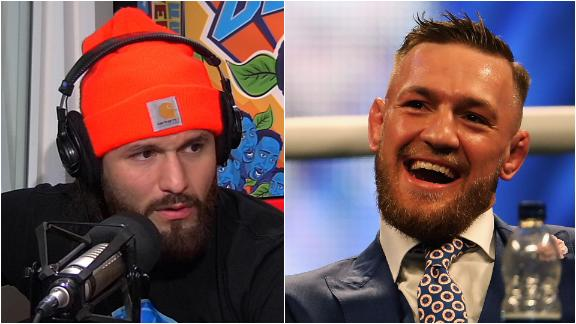 Masvidal wants to fight McGregor