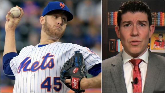 Passan sees Wheeler as the next player to be traded