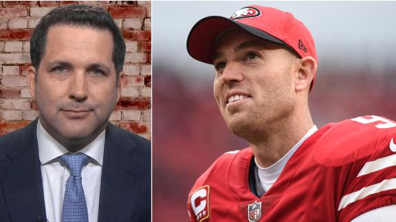 Schefter: Gould, 49ers worked out issues to get deal done