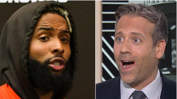 Kellerman: Browns don't have to worry about OBJ