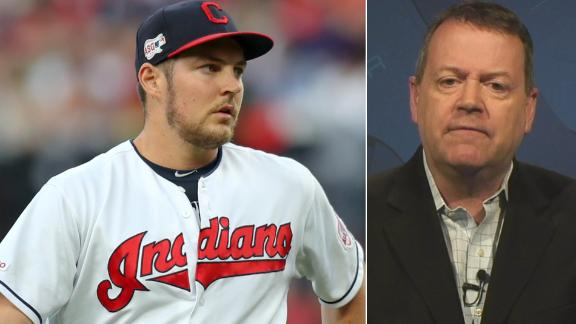 Olney: Indians should trade Bauer, Hand