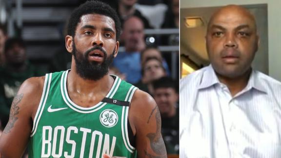 Barkley: Kyrie needs to have the best year of his career