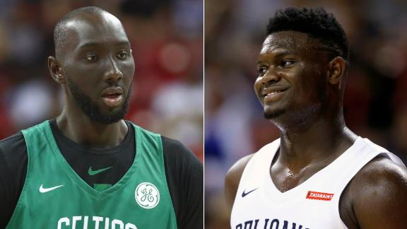 Zion, Tacko Fall and the best plays of NBA Summer League