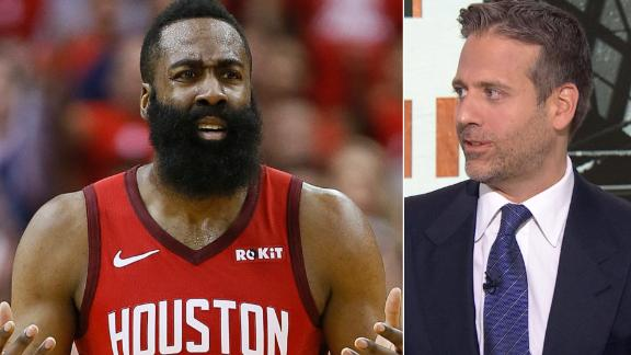 Kellerman: Harden will have to play off ball more with Westbrook