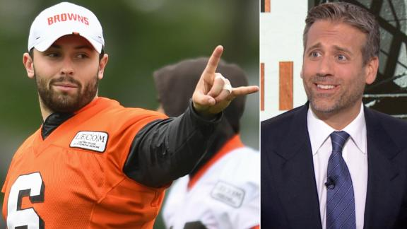 Kellerman has zero concerns for Mayfield