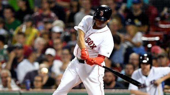 Devers drives in 4 to power Red Sox past Blue Jays