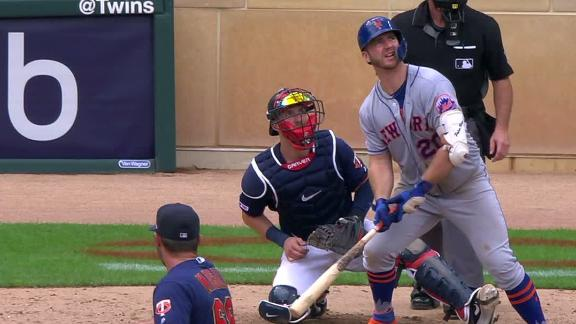 Alonso crushes homer 474 feet