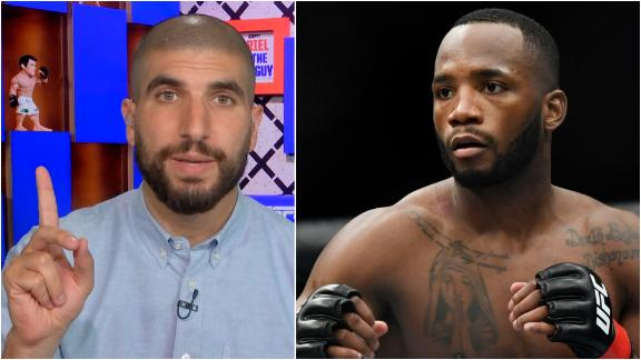 Helwani: Leon Edwards is the Tim Duncan of MMA