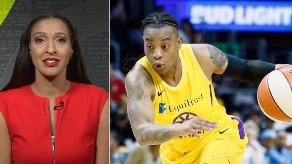 Winters-Scott pleased with WNBA suspending Williams 10 games