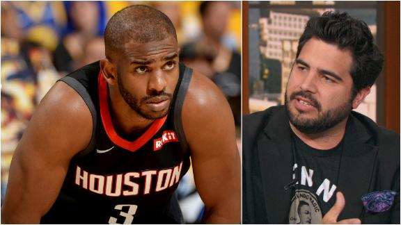 Friedell: OKC can't trade CP3 because of atrocious contract