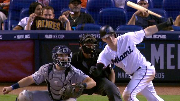 Anderson walks it off for the Marlins