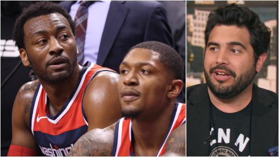 Friedell: Wizards should deal if a team takes Wall with Beal