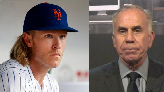 Kurkjian: Bumgarner, Syndergaard will be expensive to acquire