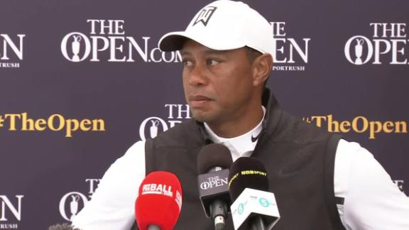 Tiger admits he didn't handle par-5s well