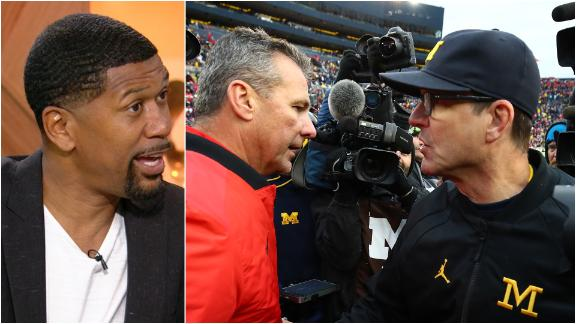 Jalen says it's Michigan's turn after Meyer's exit