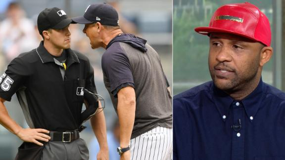 Sabathia: Boone saved his players from an ejection