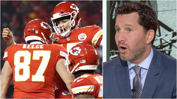 Cain: Chiefs' offense could take a step back