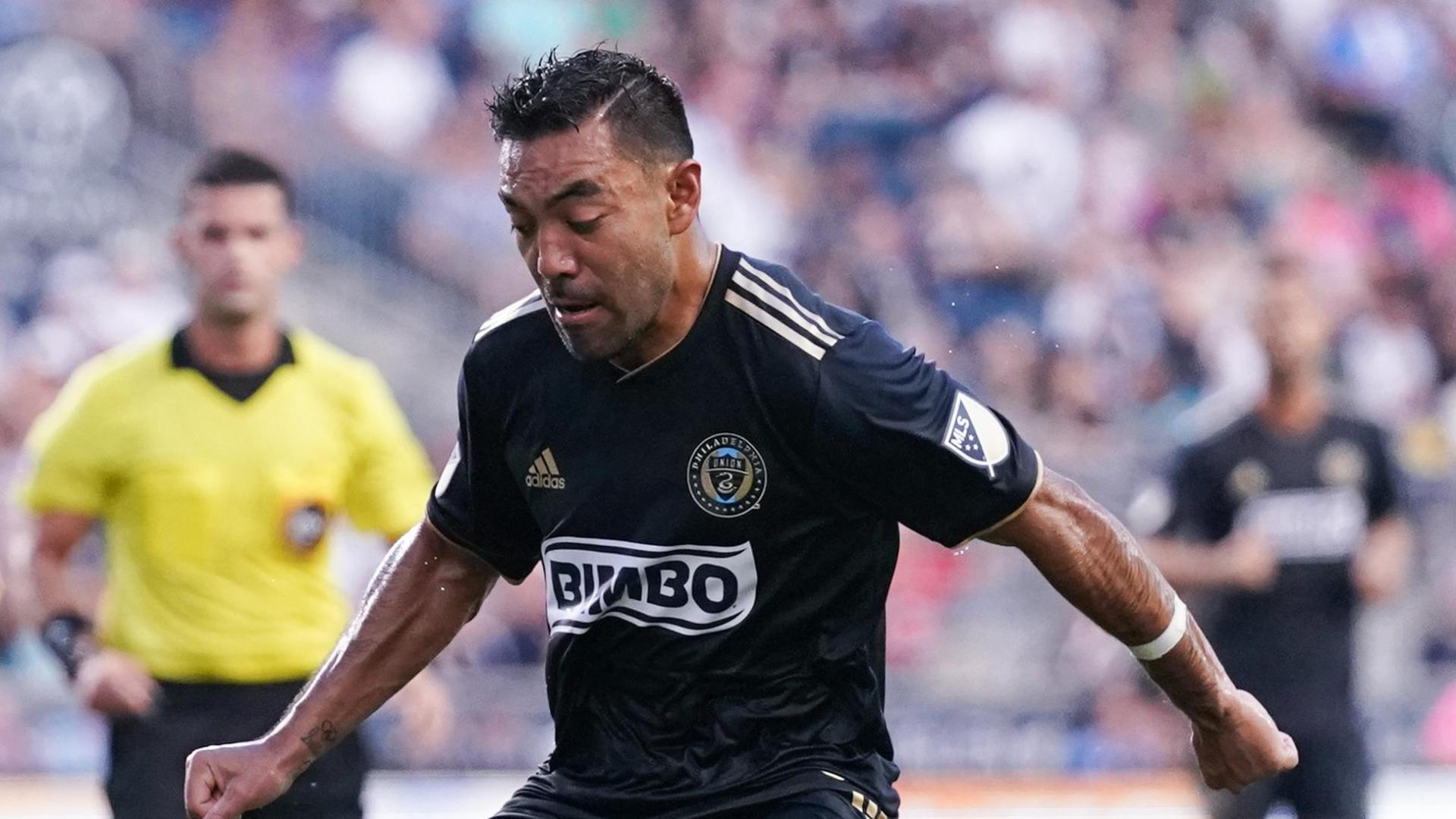 Fabian's incredible goal puts Union in front