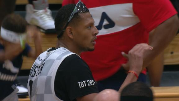 Former Baylor star Isaiah Austin puts up 23 in TBT win