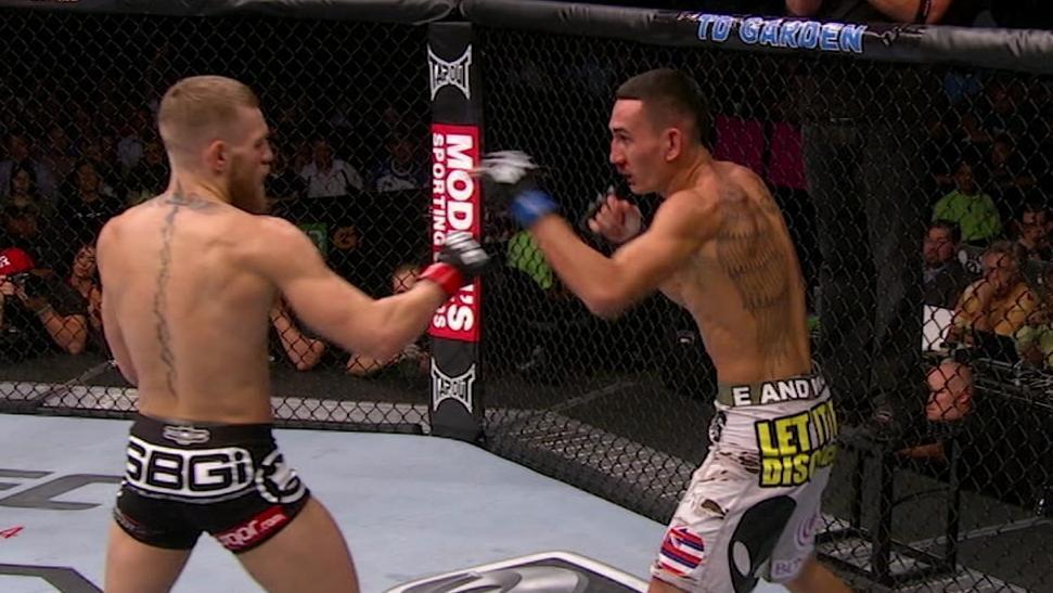 Cormier details how McGregor beat Holloway
