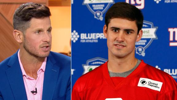 Orlovsky: It would take 'Herculean effort' for Jones to start over Eli