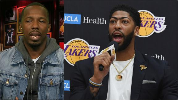 Rich Paul responds to criticism of AD trade request