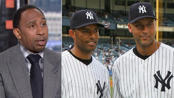Which Yankees great would you rather have: Rivera or Jeter?
