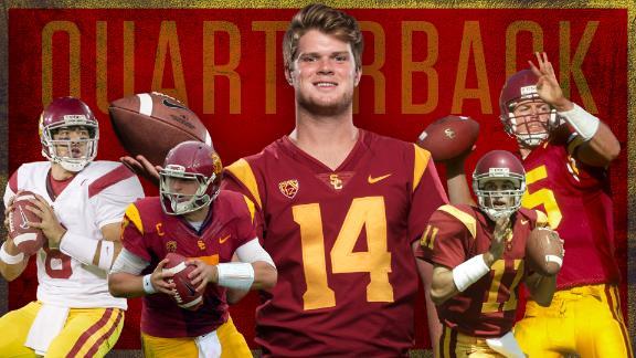 """USC holds claim to """"Position U"""" for quarterbacks"""