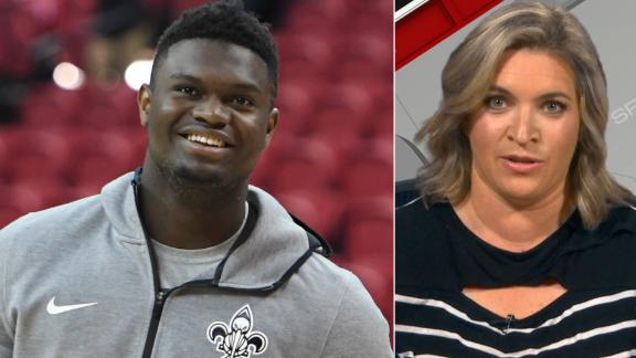 Shelburne: Zion went for the 'blue chip stock' in Jordan deal