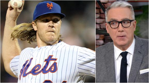 Olbermann: Mets shouldn't trade Syndergaard