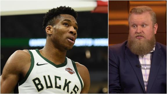 Johnson: Bucks should be highest win total team