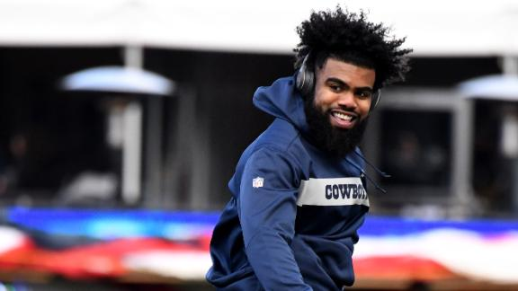 Irvin: Cowboys need to pay Zeke