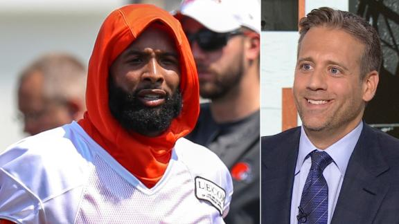 Kellerman: OBJ is 'going to destroy the league'