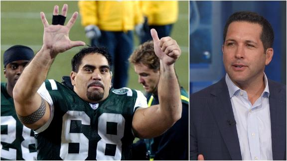 Schefter: Mawae was a 'linchpin' of outstanding OL play