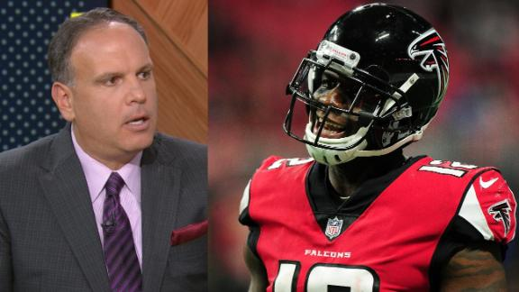 Tannenbaum: Giants should go after Sanu