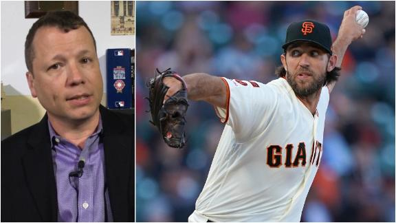 Law: Giants should absolutely trade Bumgarner