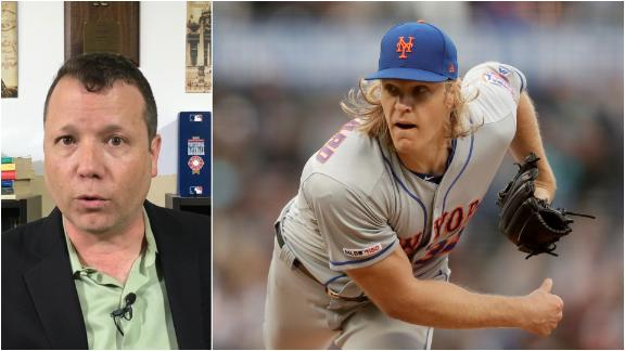 Law: Mets' demands for Syndergaard may lead to a stalemate