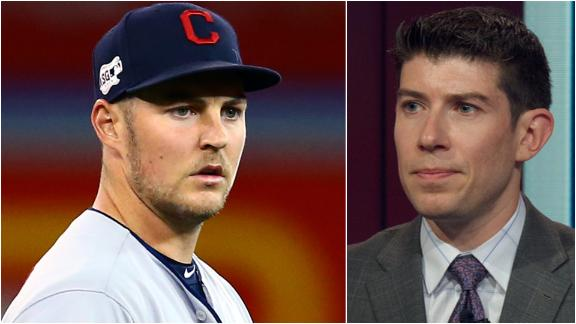 Passan: Indians did 'extraordinarily well' in Bauer deal