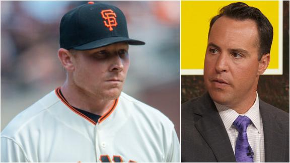 Teixeira to Giants: Why trade Melancon if you're still in the hunt?